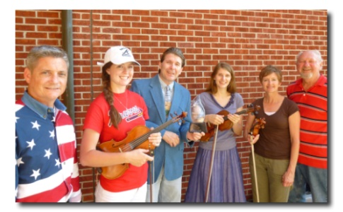 1890's Day Fiddle-Off 2013