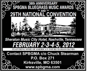 2012 SPBGMS Awards + Convention