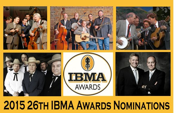 2015 IBMA Award Nominations Announced