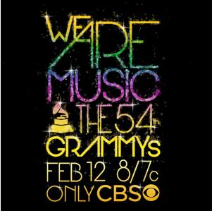 54th Grammys