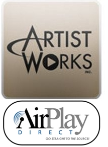 AirPlay Direct & ArtistWorks