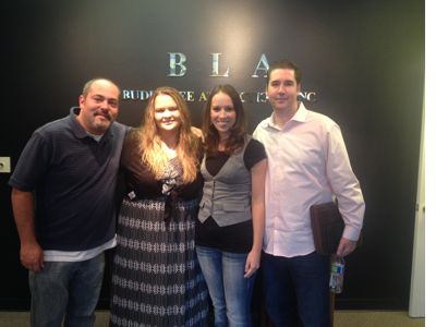 Darin & Brooke Aldridge sign with Buddy Lee Attr.
