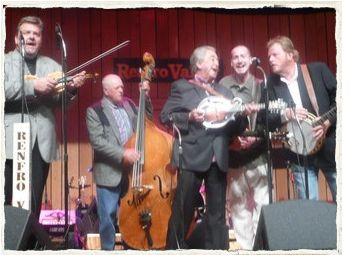 The All American Bluegrass Band