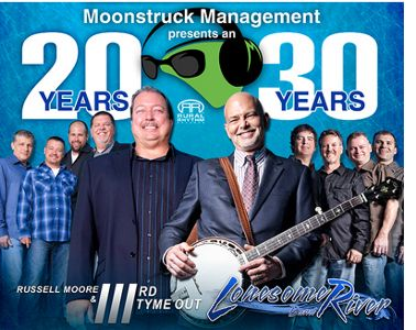 Russell Moore & IIIrd Tyme Out and Lonesome River Band