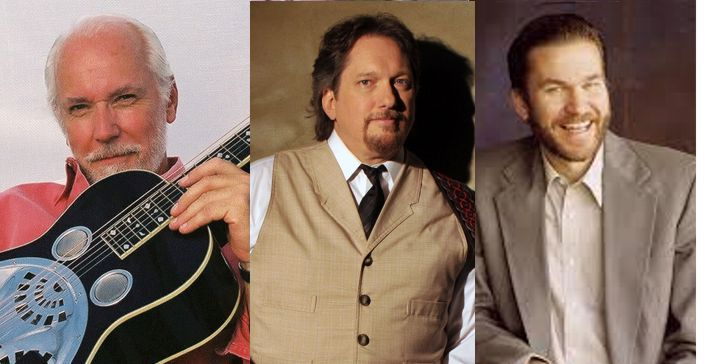 Mike Auldridge, Jerry Douglas, Rob Ickes