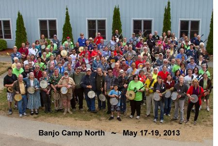 Banjo Camp North 2013