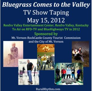 Bluegrass Comes to the Valley