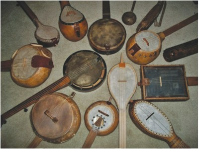 Banjos - From Africa to the New World