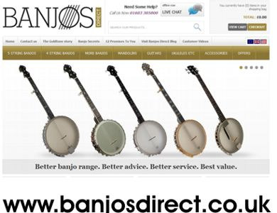 Banjos Direct