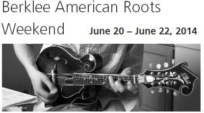 Berklee American Roots Weekend