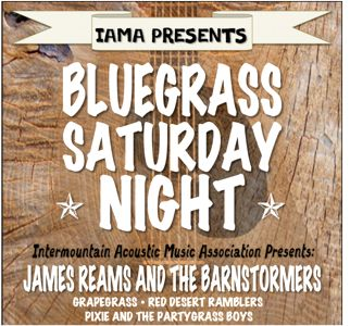 Bluegrass Saturday Night