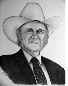 Bill Monroe by Corey Frizzell