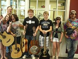 Bill Wright's Guitar Teens