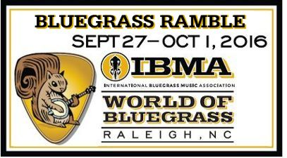 IBMA Bluegrass Ramble