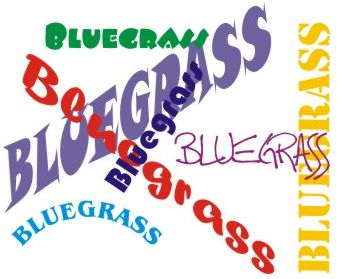 Bluegrass Words