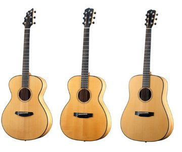 Oregon Series Guitars