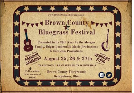 Brown County Bluegrass Festival