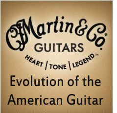 Evolution of the American guitar