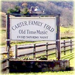 Carter Family Fold in Hiltons, Virginia
