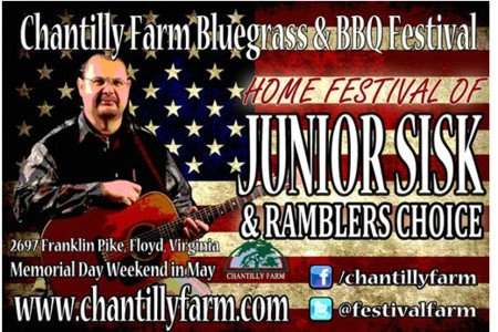 Chantilly Farm Bluegrass & BBQ Festival
