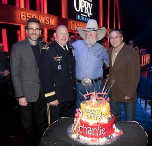 Charlie Daniels 75th Birthday