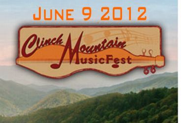 Clinch Mountain Music Festival 2012