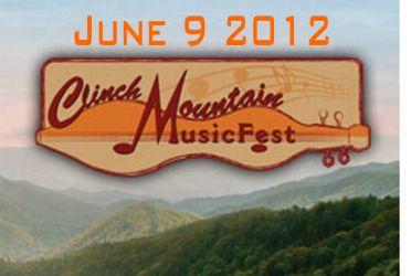 Clinch Mountain Music Festival 2012