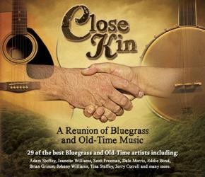 A Reunion of Old-Time and Bluegrass Music