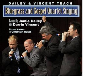 Daily & Vincent Teach Quartet Singing