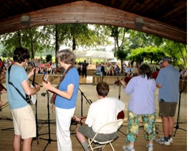Deer Creek Fiddler's Convention
