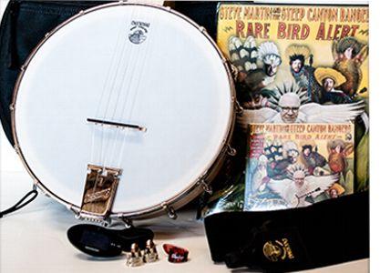 Deering Rare Bird Alert Goodtime Banjo