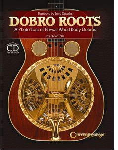 DOBRO ROOTS - A Photo Tour of Prewar Wood Body Dobros