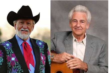 Doyle Lawson, Del McCoury Hall of Fame 2014