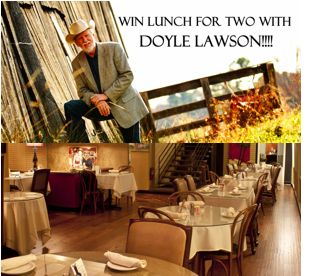 Lunch with Doyle Lawson
