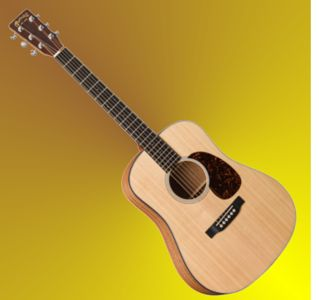 Martin Dreadnought Junior
