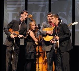 ETSU Bluegrass Band