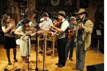 ETSU Old Time Band