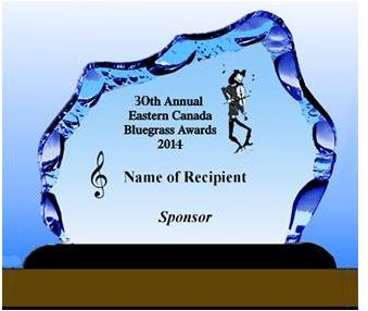 30th Eastern Canada Bluegrass Music Awards