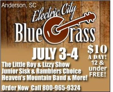 Electric City Bluegrass Festival