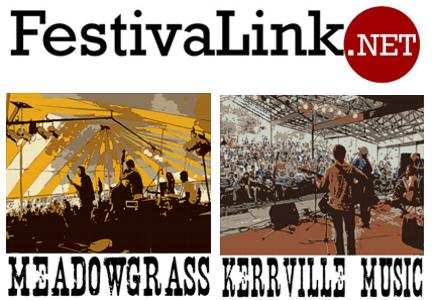 FestivaLink Meadowgrass and Kerrville