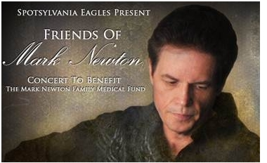 Friends of Mark Newton Benefit
