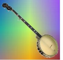 Gold Tone White Lady banjo