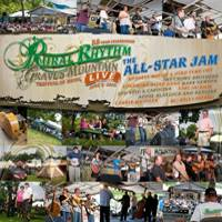 Graves Mountain All Star Jam