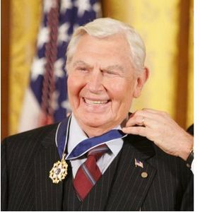 Andy Griffith gets Medal of Freedom