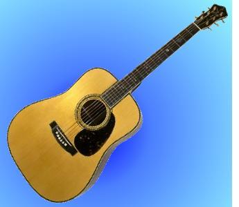 Heartwood Henderson Guitar