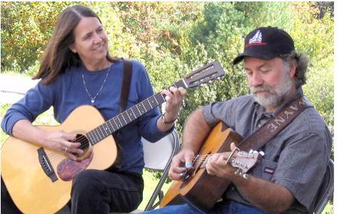 Helen White & Wayne Henderson