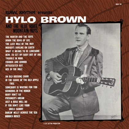 Hylo Brown & The Blue Ridge Mountain Boys