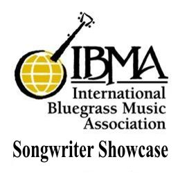 IBMA Songwriter Showcase