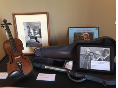 Bluegrass Music Exhibit