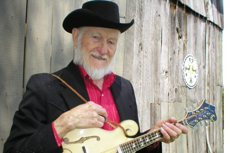 Bluegrass Legend Jesse McReynolds